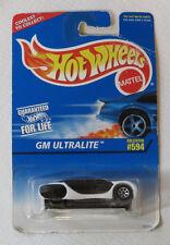 Hot Wheels Mattel GM Ultralite car #594 orange coolest to collect die cast parts