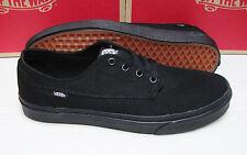 Vans Brigata Black/Black VN000ZSLBKA Men's Size 11.5