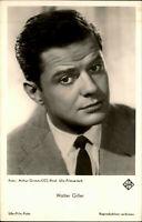 Film Kino Bühne TV Schauspieler WALTER GILLER ~1950/60 Foto-AK Porträt-Photo