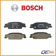 Rear Cadillac CTS STS Pontiac Grand Prix Brake Pad Set Bosch QuietCast BP922