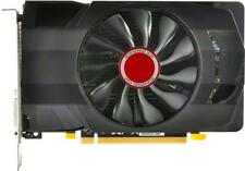 XFX - AMD Radeon RX 550 Core Edition 4GB GDDR5 PCI Express 3.0 Graphics Card ...