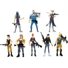 Fortnite Game PVC Action Figures Set of 8 Free Shipping US Seller