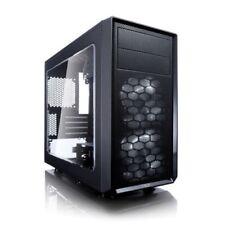 Boîtiers d'ordinateurs Fractal Design pour microATX sans bloc d'alimentation