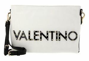 VALENTINO BAGS PIPER HANDBAG - VBS5BI01- WHITE