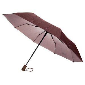 Automatic Portable Windproof Anti-UV Compact Folding Raindrop Sun Rain Umbrella