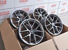 BBS CI-R platinum 4 Felgen 8,5 x 20 Zoll CI0102 für Tesla Model S mit ABE