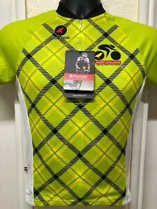 Pactimo Canary Challenge Cycling Jersey Adult Sz: Small - NWT