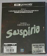 Suspiria di Dario Argento (Edizione Limitata Numerata) / 4K / Nuovo