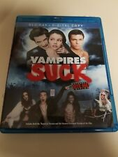Vampires Suck (Blu-ray Disc, 2010, 2-Disc Set, Extended Bite Me Edition Include…