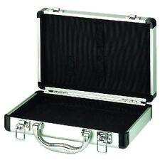 Small brief flight universal case MC50 Aluminium padded interior 242x55x159 mm