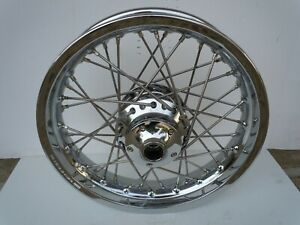 excelsior henderson motorcycle 1999-2000 new front wheel
