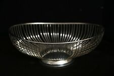 Leonard Silver Mfg. (Towle Silver Co) Silverplated Basket No. 822