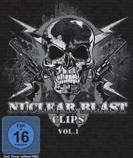 Nuclear Blast Clips Vol.1 - blu-ray - Metal