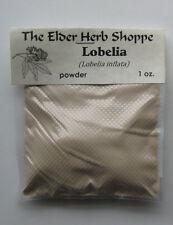 Lobelia Herb Powder 1 oz. - The Elder Herb Shoppe