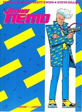 Peter Milligan & Brett Ewins - Johnny Nemo. Uk import