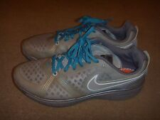 NIKE FREE XT EVERYDAY FIT GRAY/BLUE WOMENS SIZE 7