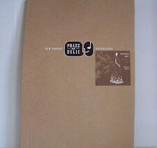 Barbara LAHR, Rainbow Line-CD dans booklett, PROMO VERSION 2002