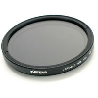 Tiffen 62mm Variable Neutral Density Filter (2 to 8 Stops) *AUTHORIZED DEALER*