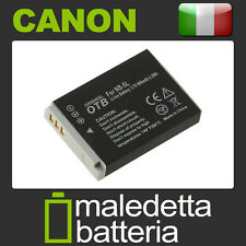 Batteria Alta Qualità per Canon Digital IXUS 980 IS