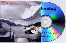 Photek Avalanche/101 2011 Uk 4-track promo test Cd