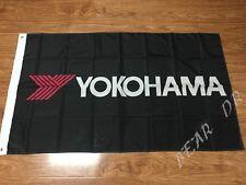 Yokohama 3x5 Feet Banner Flag
