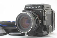 [Near MINT] Mamiya RB67 Pro S Sekor C 65mm F4.5 Lens 120 Film Back From JAPAN