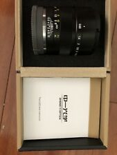 MINT ZHONG YI OPITC Mitakon SPEEDMASTER 35mm f0.95 II Sony e mount lens.