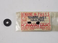 KAWASAKI KZ250 W1 SIDE COVER BADGE NEW REPRODUCTION /'83