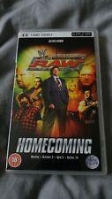 WWE - Raw - Homecoming (UMD 2006)