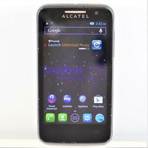 Alcatel Evolve 5020N (MetroPCS) 3G Touch Smartphone