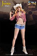 Our World Jessica Fox FS005 1/6th Scale Cowgirl Collectible Female Action Figure