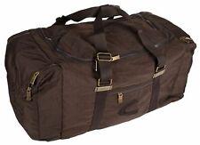 camel active Journey Travel Bag Reisetasche Schultertasche Brown Braun Neu