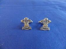 ROYAL WELSH REGIMENT (RWR) CUFF LINK SET
