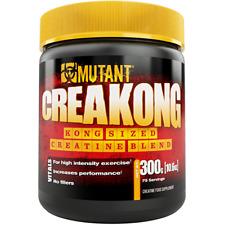PVL MUTANT CREAKONG CREATINE 300G 75 SERV MUSCLE PUMP STRENGTH