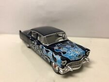 1955 55 Cadillac Fleetwood Series 60 Special Collectible 1/64 Scale Diecast