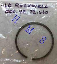 JLO ROCKWELL L-372 L-380 & LR-760 STANDARD BORE PISTON RING 80MM 000.42.12/660