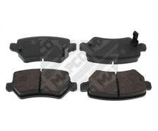 MAPCO 6605 Bremsbelagsatz, Scheibenbremse  Hinterachse für Opel Astra G CC