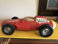 "1963 Mattel #5 V-RROOM! Whip Car All Original Condition 13"" Long"