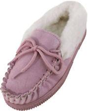 Chaussures roses moyens à enfiler pour garçon de 2 à 16 ans