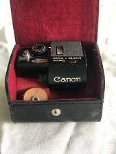 Canon Booster T Finder for F-1 F1 Camera