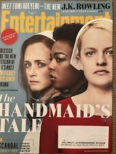 Entertainment Weekly Magazine April 20 2018 Elizabeth Moss The Handmaids Tail