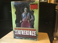"Cinema of Fear Texas Chainsaw Massacre LEATHERFACE 12"" 1:6 Scale REDUCED"