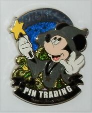 DISNEY PIN 70168 WDW -  Nights of Pin Trading - Magician Mickey Mouse  LE 500