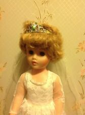 Vintage Bride Doll - Marked A