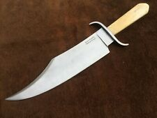 Custom Handmade 5160 Spring Steel Juan Padillo Bowie Knife, Replica