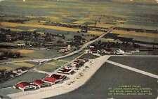 St Louis Missouri Lambert Field Municipal Airport Antique Postcard K52982
