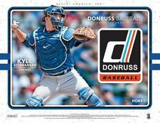 2017 Donruss Baseball - COMPLETE YOUR SET - PICK YOUR CARD - (#1-195) RC + DK *