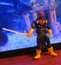 Marvel Legends 2014 BARON ZEMO FIGURE Loose 6 Inch Masters of Evil Mandroid Wave