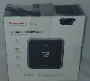 Honeywell Home RCHT8612WF T5 Plus Wi-Fi Touchscreen Smart Thermostat