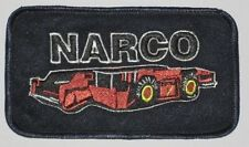 NARCO Patch - Vintage